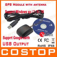 Car PC windows xp 7 8 10 tablet USB GPS Receiver Module Antenna BU-353S4 GM257