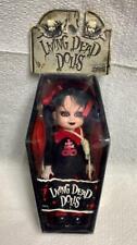 VINTAGE Living Dead Dolls Kitty Casket 90010 Mini Mezco Series 2