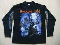 Longsleeve - Running Wild - Black Hand Inn Tour´94 - Gr.XL - T-Shirt - Manowar
