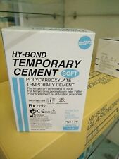 Dental Shofu HY-Bond Temporary Cement  SOFT Set 60g Powder 30ml(35g) Liquid