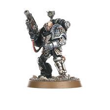 Warhammer 40k Deathwatch Overkill Iron Hands Ennox Sorrlock New