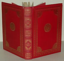 Jules Verne - Around The World In Eighty Days-  Franklin Library- 1985 Leather