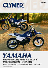 Clymer Repair Manual Yamaha PW50 Y-Zinger PW80 Y-Zinger BW80 Big Wheel M492-2