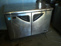 Turbo Air TUR-48SD Undercounter Refrigerator