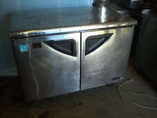 Turbo Air Tur-48Sd Undercounter Refrigerator
