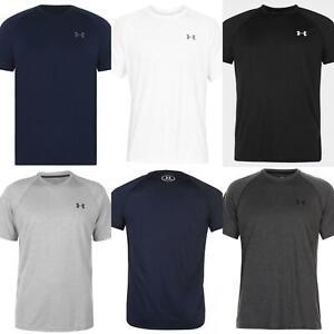 Under Armour UA Men's Short sleeve Crew Neck sport Gym  T-Shirt -UK seller BNWT