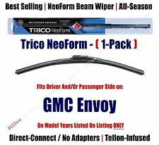 Super Premium NeoForm Wiper Blade (Qty 1) fits 2002-2009 GMC Envoy 16220