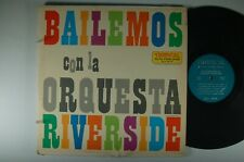 ORQUESTA RIVERSIDE Bailemos con La LATIN LP Tropical DG