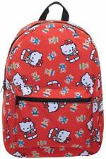 Hello Kitty Print Backpack for Girls - Kids Laptop Bag