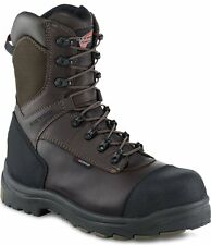 3248 RED WING MEN'S 9-INCH SAFETY BOOT BROWN