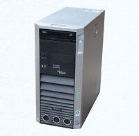 Workstation Fsc Celsius W360 Intel CORE2 CPU Scheda Grafica 3GB RAM 80GB HDD
