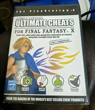 PlayStation2 : Final Fantasy X Cheat Disc VideoGames FREE Shipping, Save £s