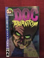 Atomic City Tales 2 Doc Phantom Paperback Jay Stephens Oni Press Softcover