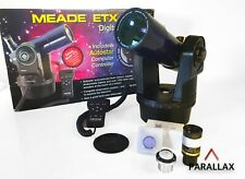 MEADE REFRACTOR TELESCOPE ETX 70 AT WITH EXTRAS. USA.
