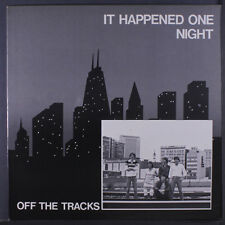 Off The Tracks: It Happened One Night Lp (2 inserts) Rock & Pop