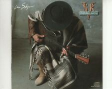 CD STEVIE RAY VAUGHAN AND DOUBLE TROUBLE	in step	EX- (B3235)