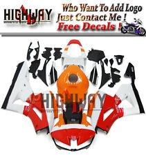 Fairings For Honda CBR600RR F5 13 14 15 Injection Kit ABS Bodywork Orange White