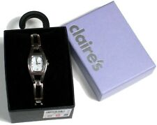 CLAIRE'S LADIES WATCH CHAIN LINK STRAP