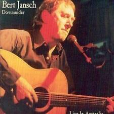 Bert Jansch : Downunder: Live in Australia CD (2001) FREE Shipping, Save £s