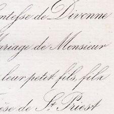 Ferdinand La Forest Divonne & Guignard De Saint-Priest 1865