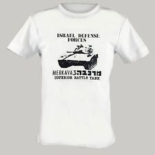 IDF Merkava - Superior Israeli Battle Tank T-shirt
