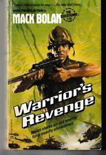 Executioner #118: Warrior's Revenge - PB 1988 - Don Pendleton - Mack Bolan