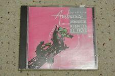 Rare Paul Mauriat France CD - Les Plus Belles Musiques de Films