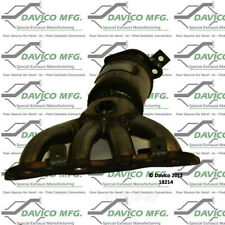 Catalytic Converter-Exact-Fit Front Davico Exc CA fits 03-05 Honda Civic 1.3L-L4