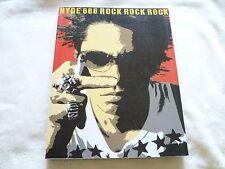 Hyde 666 ROCK ROCK ROCK Photograph book Japan L'arc en ciel