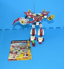 New ListingLego 8102 Exo-Force Blade Titan - Complete with mini figure and manual