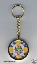 Dunes Las Vegas $1000 Casino Chip Key Chain Ring