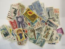 100+ Different United States 4 and 5 cent used Commemorative Stamps Lot #107