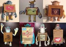 UK Mcdonalds Box Troll Boxtroll Toy Figures Loose Trolls