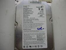 OK! Seagate Barracuda 7200.7 40gb ST340014A 100282772 8.01 IDE