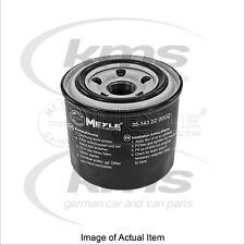 New Genuine MEYLE Engine Oil Filter 35-14 322 0002 Top German Quality
