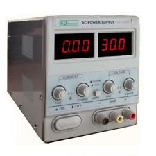 GQ-A305D Variable 30V 5A DC Power Supply with CC & CV mode 0~30V