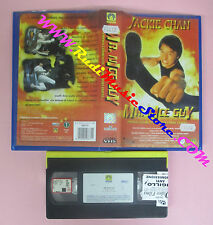 VHS film MR. NICE GUY 1998 Jackie Chan MEDUSA 1066701 (F41) no dvd