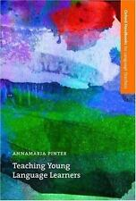 Oxford Handbooks for Language Teachers: TEACHING YOUNG LANGUAGE LEARNERS by...