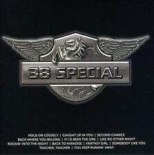 .38 Special, 38 Special - Icon [New CD]