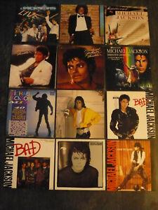 Michael Jackson Schallplatten - Sammlung
