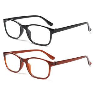 Resin Lightweight Vision Care Reading Glasses Presbyopia Eyewear Eyeglasses