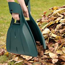 Pure Garden Leaf Grabber Hand Rake Claw- Lightweight, Durable Gorilla Garden for