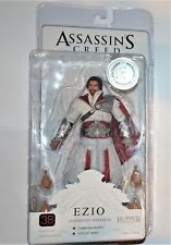 "EZIO LEGENDARY ASSASSIN UNHOODED Assassin's Creed Brotherhood 7"" Figure 2011 NEW"