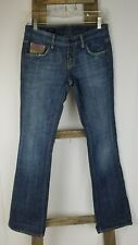 Citizen of Humanity women 24 blue linda 068 stretch jeans bootcut coin pocket