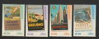 Australia 2020 : Princes Highway - Stamps - Design set. Mint Never Hinged