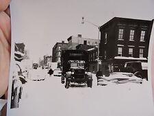 1960 North 6 & Berry Williamsburg Bar Brooklyn NYC New York Blizzard Photo 8x10