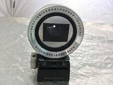 Linhof Universal Viewer 4x5 and 8x10