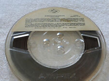 The Platters 60 minutes of golden Hits, reel to reel 3 3/4 IPS, Mercury Tapes.