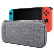 MoKo Portable Case for Nintendo Switch,Slim Travel Carrying Case Storage Bag Box