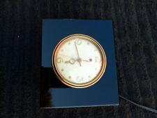 General Electric model 3H92 art deco table clock